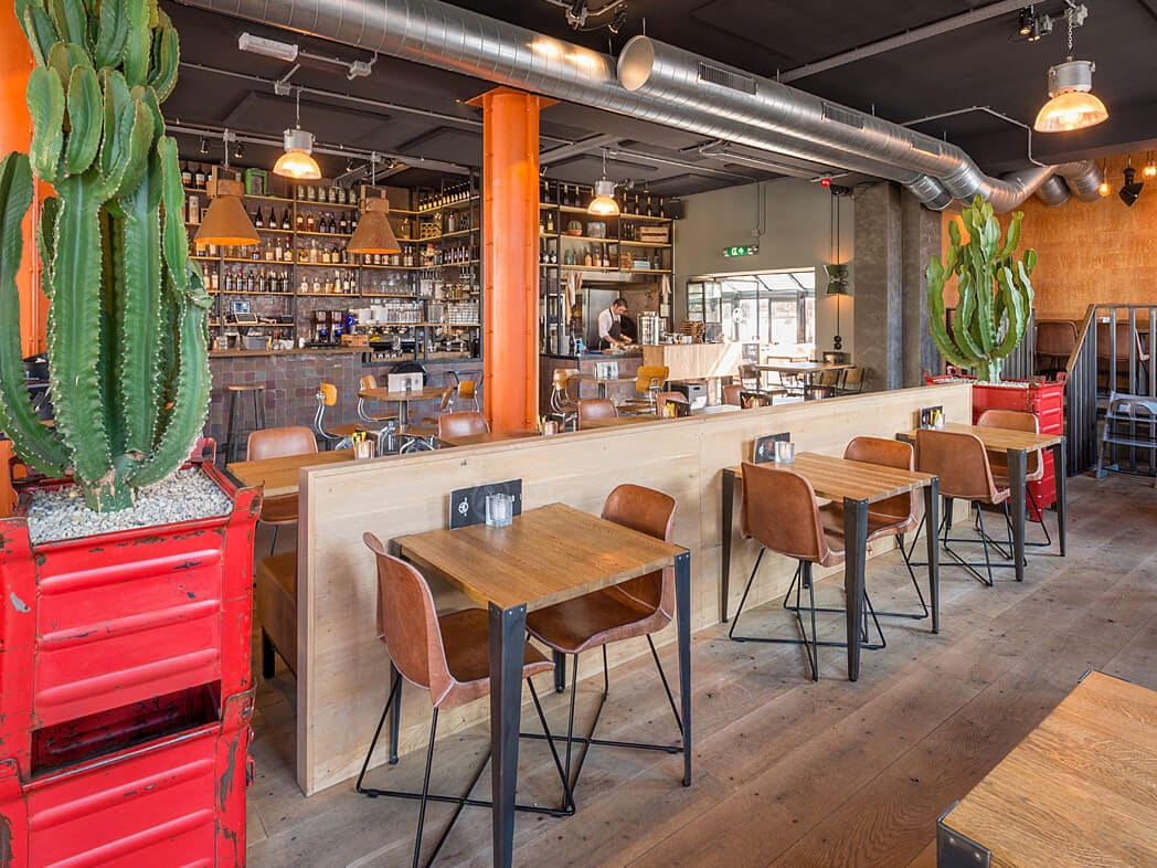 PK Inrichting Restaurant